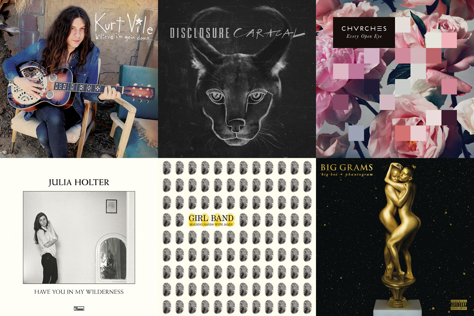 This Week's Interesting Album Releases